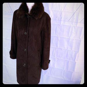 Dana Buchman warm coat